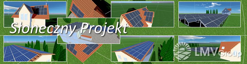 słoneczny projekt